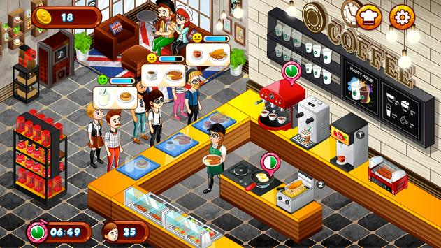 Cafe Panic screenshot 22