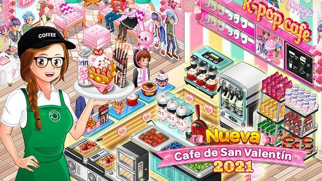 Cafe Panic Poster
