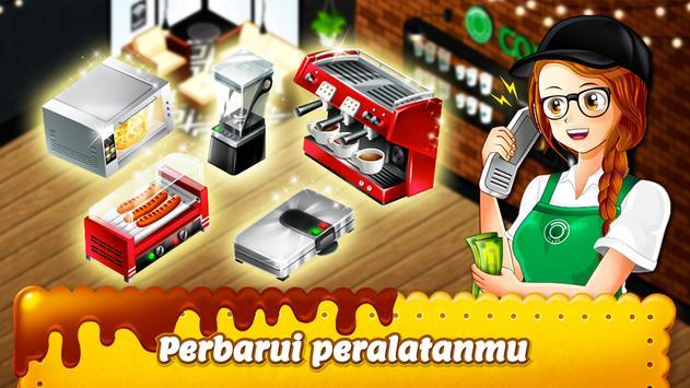 Cafe Panic syot layar 2