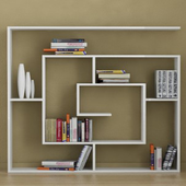 Bookshelf Design icon