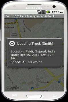 Bonrix GPS Fleet Management screenshot 4