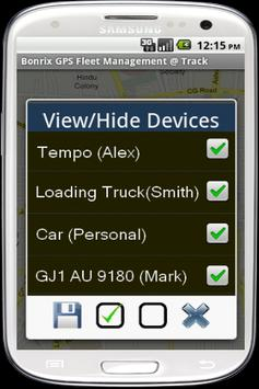 Bonrix GPS Fleet Management screenshot 5