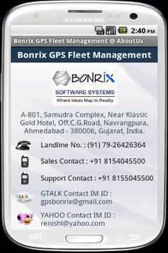 Bonrix GPS Fleet Management screenshot 7