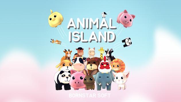 Animal Island - Pet Rescue Pop Blast 海报