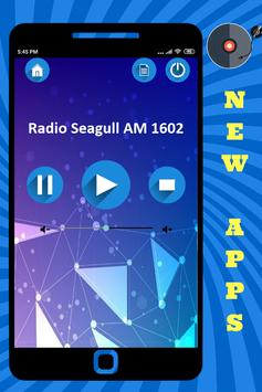 Radio Seagull App AM NL Station Free Online poster