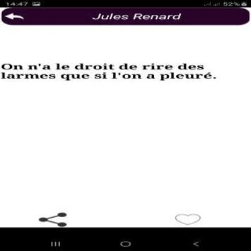 Citations De Jules Renard For Android Apk Download