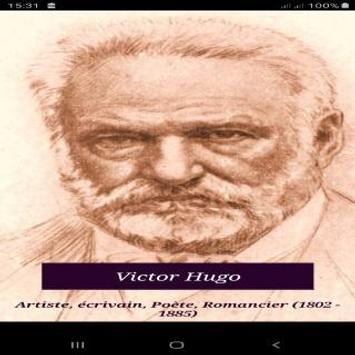 Citations de Victor Hugo screenshot 5