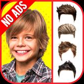 Boy Hair Salon icon