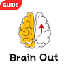 Brain Out Answers and Walkthrough-Guide All Level ícone