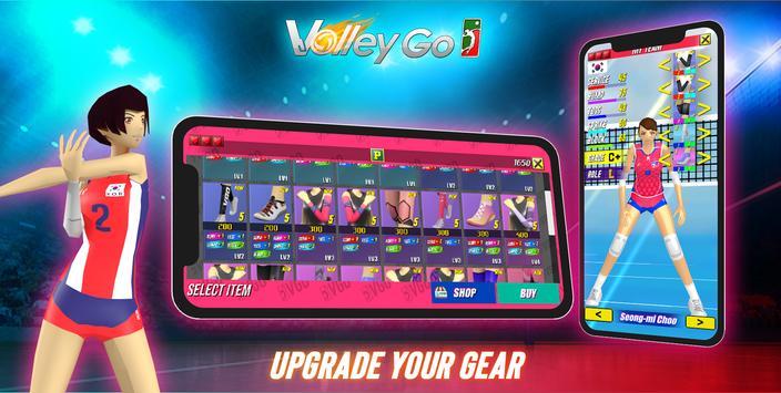 Volleyball: VolleyGo screenshot 2