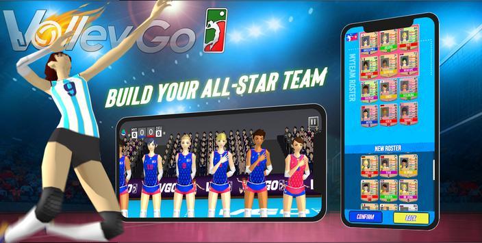 Volleyball: VolleyGo screenshot 3