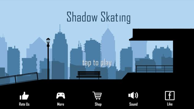 Shadow Skating poster