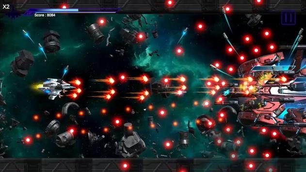 Space Shooter : AsaP Bullet Hell white screenshot 2
