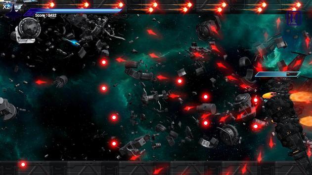 Space Shooter : AsaP Bullet Hell white screenshot 4