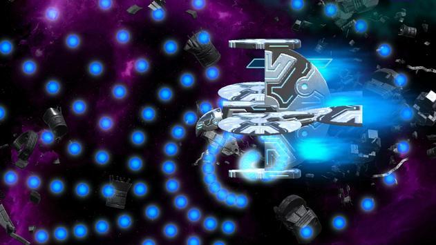 Space Shooter : AsaP Bullet Hell white screenshot 5