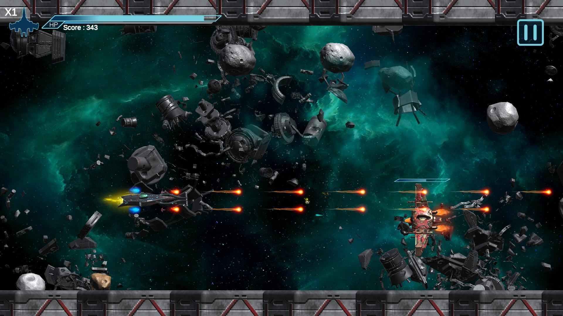 3d Space Shooter Infinity Jerigen For Android Apk Download
