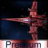 Space Battle 3D: Karakas ikona