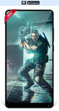 Resident Evil Wallpapers Background screenshot 2