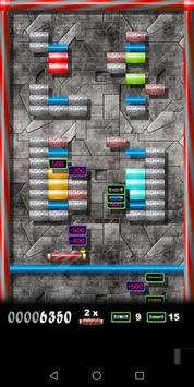 Bricks Breaker Demolition Quest-Space Demolition screenshot 3