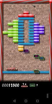 Bricks Breaker Demolition Quest-Space Demolition screenshot 5