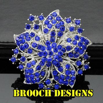 Brooch Designs poster