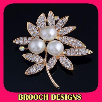 Brooch Designs poster