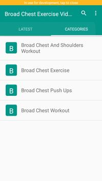 abs and chest workout