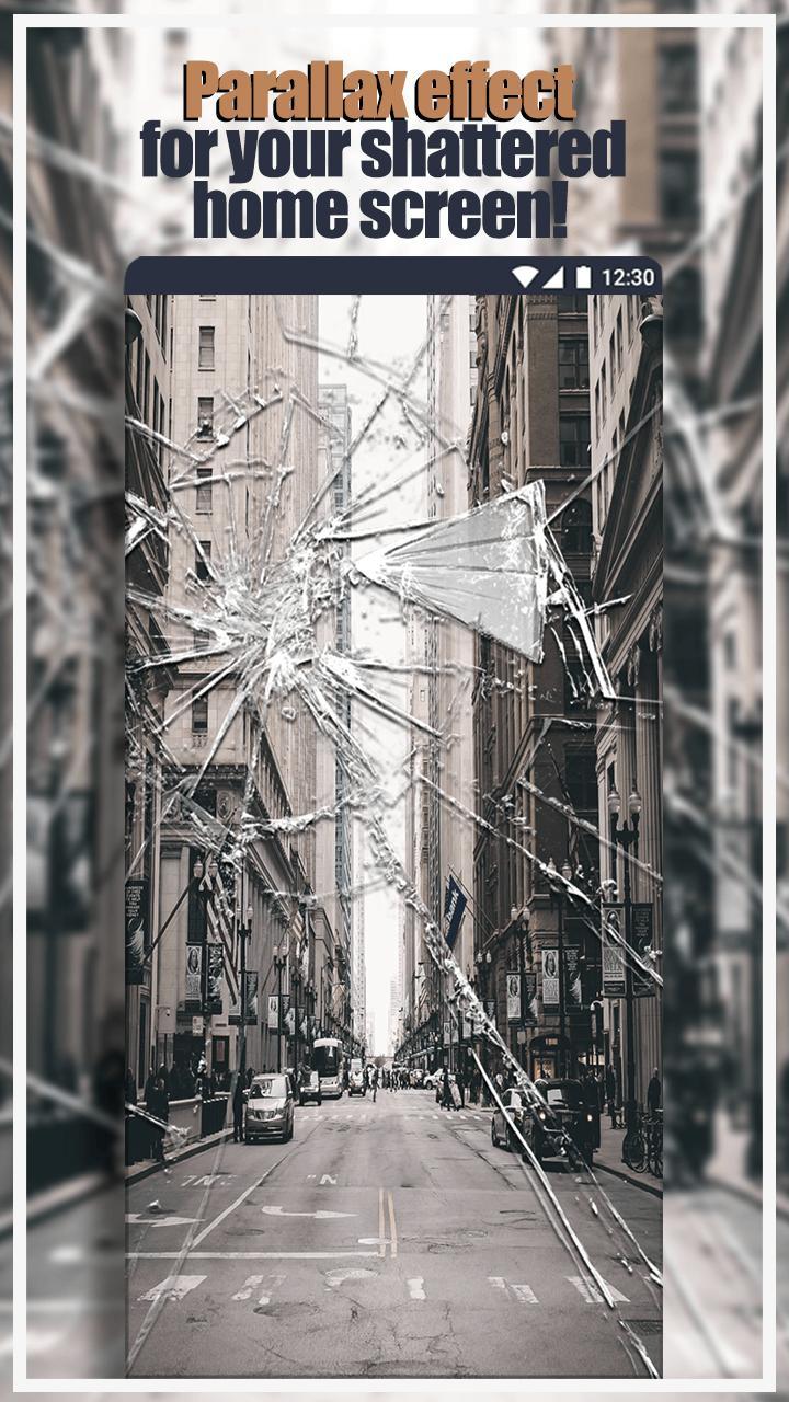 Broken Screen Wallpaper 3d For Android Apk Download