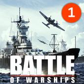 Battle of Warships ikona