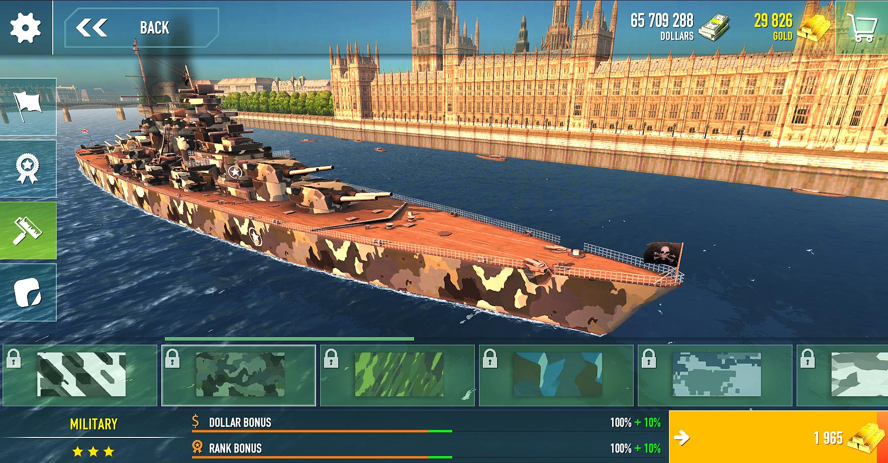world of warships apk