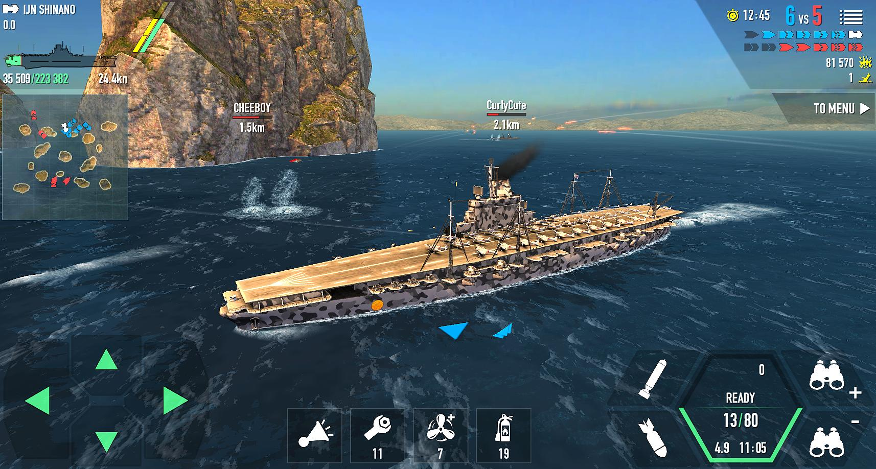 Battle of Warships for Android - APK Download