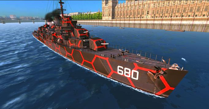 Battle of Warships screenshot 8