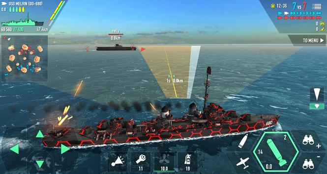 Battle of Warships screenshot 17