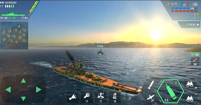 Battle of Warships screenshot 18