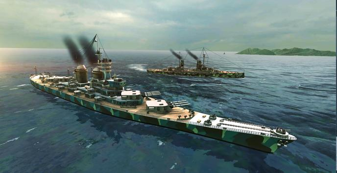 Battle of Warships screenshot 1