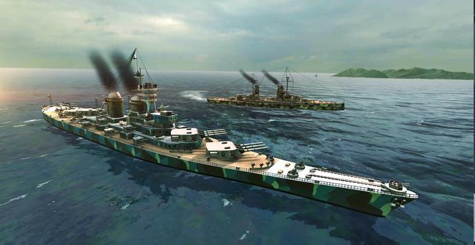 Battle of Warships captura de pantalla 13
