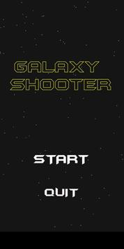 Space Shooter - Vintage Galaxy Wars poster