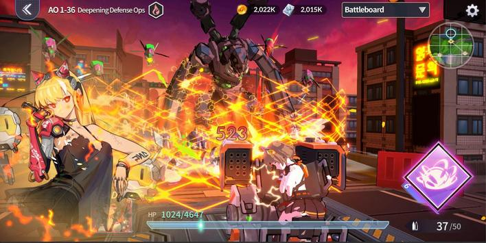 Shelter Zero: IDLE Angel Saga screenshot 7