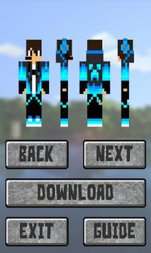 Fresh Boy Skins for Minecraft: Pocket Edition screenshot 3