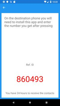 Immediate Contact Transfer 截图 3