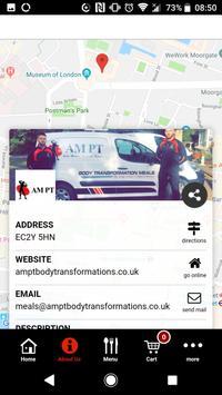 AMPT MEALS screenshot 1