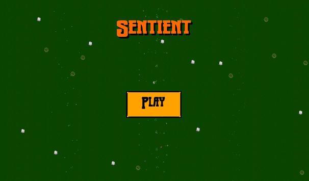 Sentient (ALPHA) poster