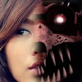 Foxy Five Nights Photo Face Editor icon