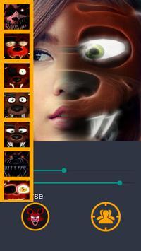 Foxy Five Nights Photo Face Editor screenshot 7