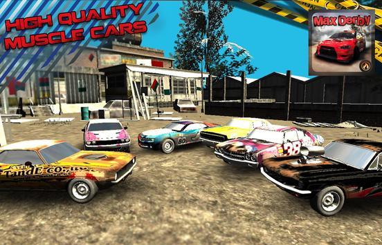 Max Derby Racing screenshot 12