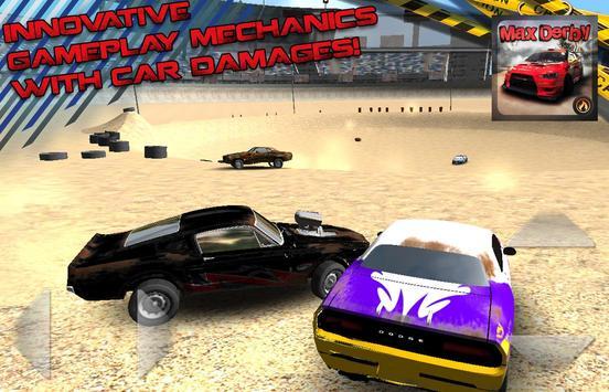 Max Derby Racing screenshot 7