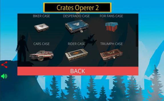 Crates Opener 2 screenshot 2