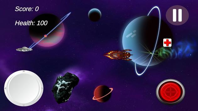 Space Battle screenshot 1