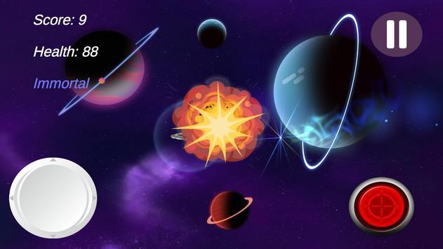 Space Battle screenshot 2