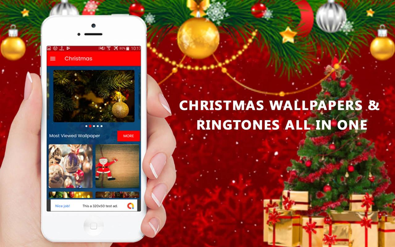 Christmas countdown, christmas ringtones, messages for android.